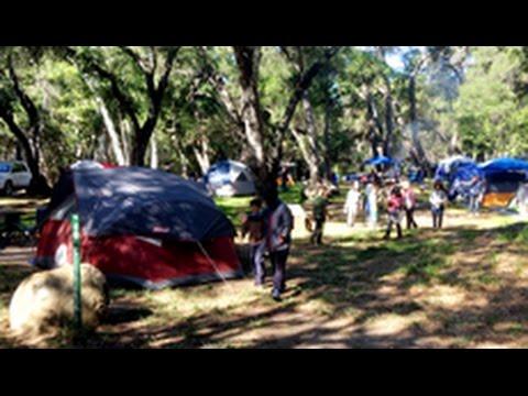 LAKE CASITAS CAMP April, 2016