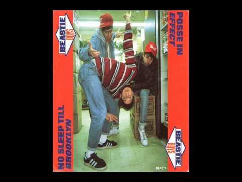 Beastie Boys  No Sleep Till Brooklyn Acapella