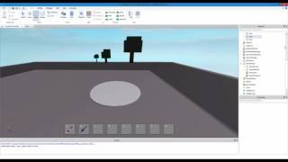 ROBLOX Scripting: Area for tool/weapon | How to get a tool for being a certain area