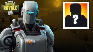 WE UNLOCKED THE NEW HUNTING PARTY SKIN IN FORTNITE! (FORTNITE NEW UPDATE)