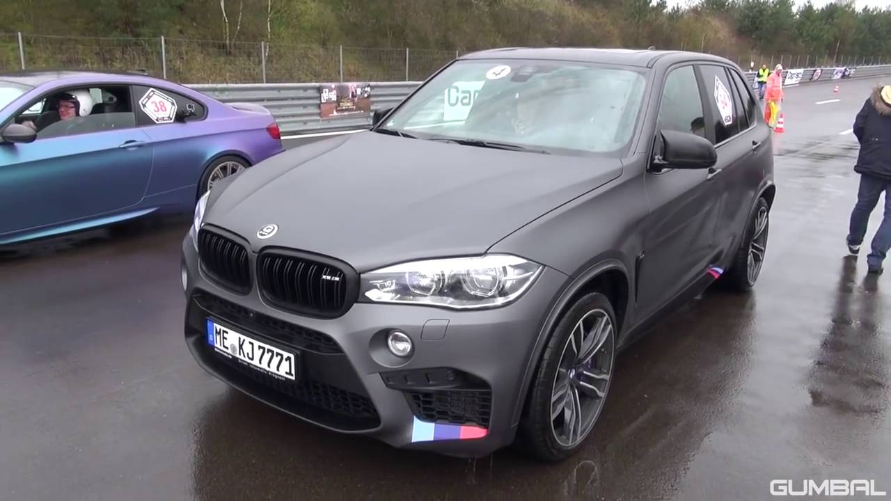 720HP BMW X5 M G POWER vs BMW M5 vs Audi R8 V10 Plus  YouTube
