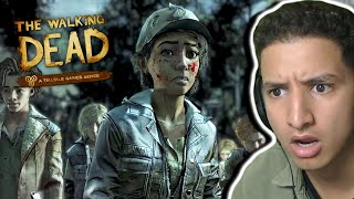 THIS ENDING IS TOO SHOCKING! - THE WALKING DEAD: THE FINAL SEASON  Episode 1 (FULL PLAYTHROUGH)