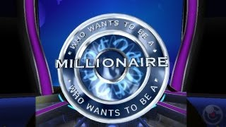 Who Wants To Be A Millionaire & Friends -  iPhone/iPod Touch/iPad - Gameplay