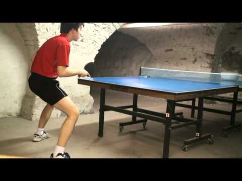Techniques tutorial: Forehand flick
