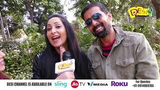 Interaction with Starcast Rahul Bagga & Nancy Thakkar of Bollywood Movie Facebook Wala Pyar