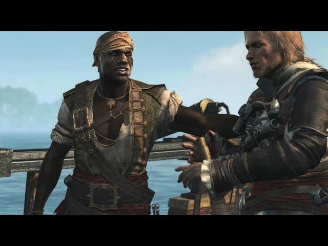 Assassin/'s Creed Series 2 Adéwalé