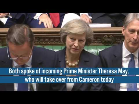 TheJournal.ie David Cameron's last Prime Minister's Questions