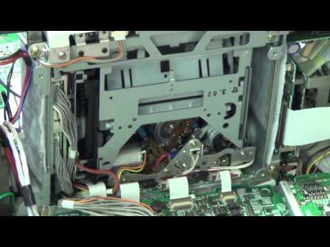 JVC GYDV500 service and video demo