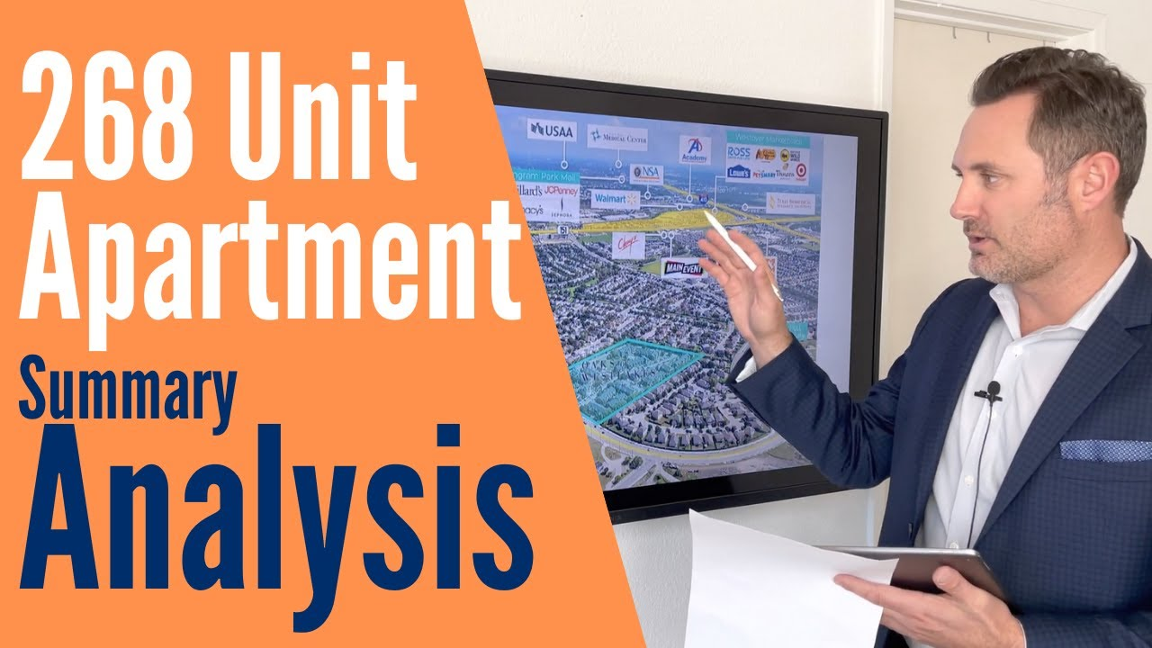 268 Unit Multifamily Summary Analysis