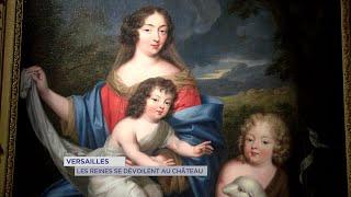 Yvelines | Versailles : Les reines se dévoilent au château