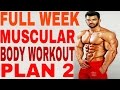 size gain and cutting workout plan in hindi/bodybuilding workout/bodybuilding workout hindi