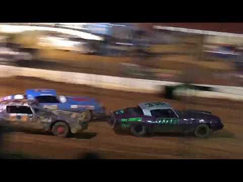 3/2/19 Pure Stock Cherokee Speedway