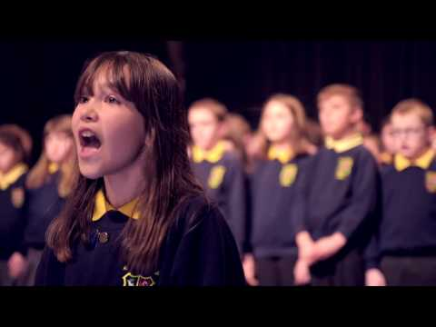 Kaylee Rodgers Singing Hallelujah -  - Full HD