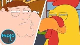 Top 10 Funniest Recurring Gags in Cartoons