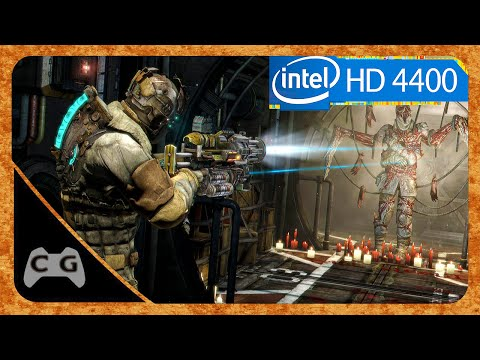 Dead Space 3 Gameplay Intel HD Graphics #152