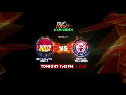 24th Aug: Bengaluru Bulls vs Bengal Warriors & U-Mumba vs Dabang Delhi