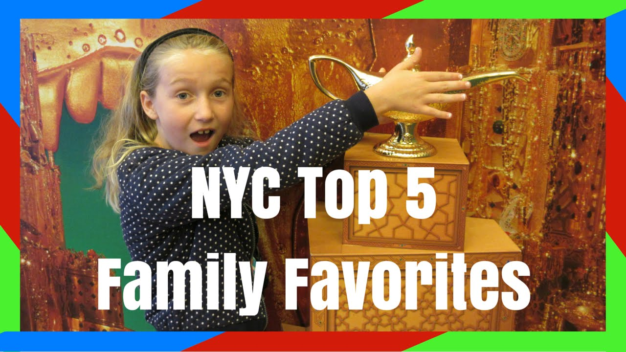 Top 5 family activities in new york city we love nyc for Nyc kids activities today