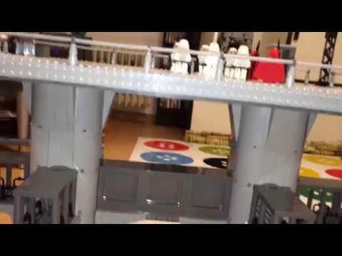 Lego Star Wars Endor Landing Platform MOC