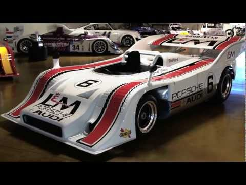 The L&M Porsche Can-Am Champion - Offered at Mecum's Monterey 2012 Auction