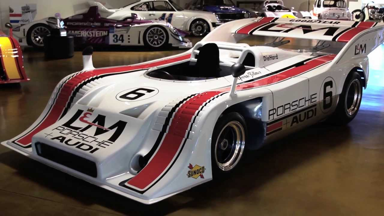 The L Amp M Porsche Can Am Champion Offered At Mecum S