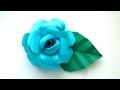 Paper Flowers - Paper Roses Tutorial - Creative Paper
