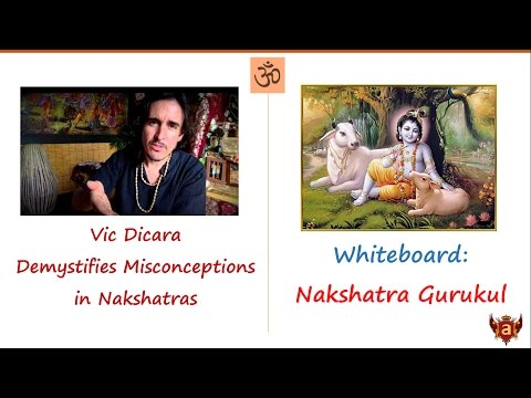 Whiteboard: Vic DiCara Demystifies Misconceptions associated with Nakshatras