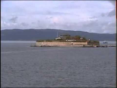 22.09.11 - Die Mönch Insel Munkholmen