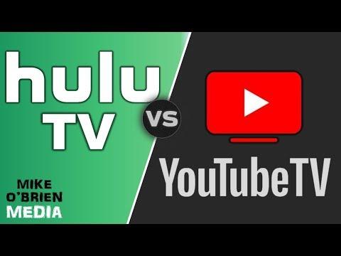 YouTube TV Vs HULU TV 2019 (Honest Review)