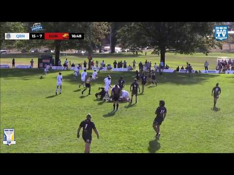 2018 John I Dent Cup Round 1 - Queanbeyan Whites v Gungahlin Eagles