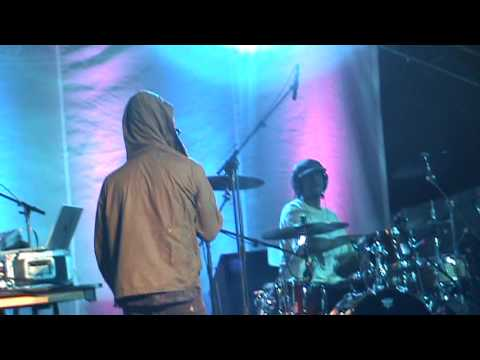 K-OS - Man I Used To Be (Live June 27, 2009 at Saskatoon Sasktel Jazz Festival)