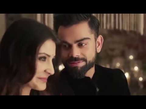 Virat Kohli And Anushka Sharma | Tu Hi Hai Ashiqui Song..| Most Romantic So Cute