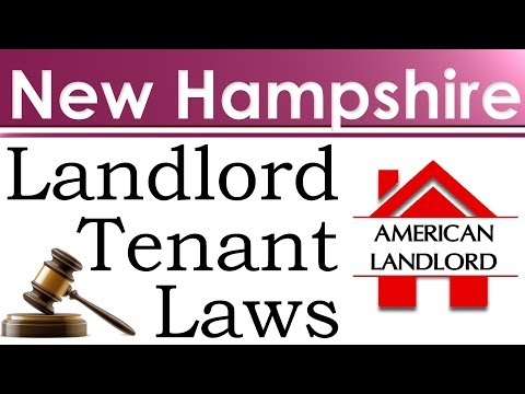 New Hampshire Landlord Tenant Laws | American Landlord