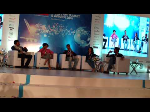 Social Impact through Technology Panel Discussion @ #GMASA16 #Bangalore