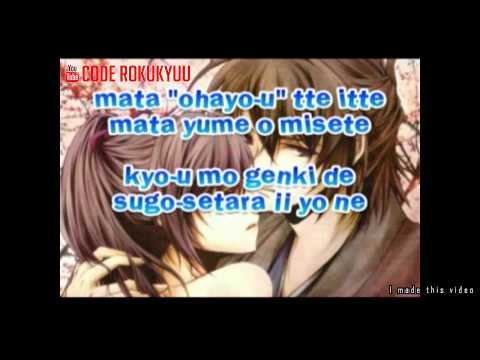 Keno - Ohayou - Hunter x Hunter Ost - Karaoke Instrumental with Lyric Romaji