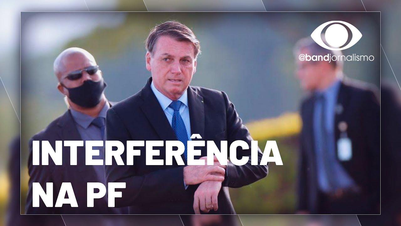 Interferência na PF: STF vai decidir como Bolsonaro irá depor - online