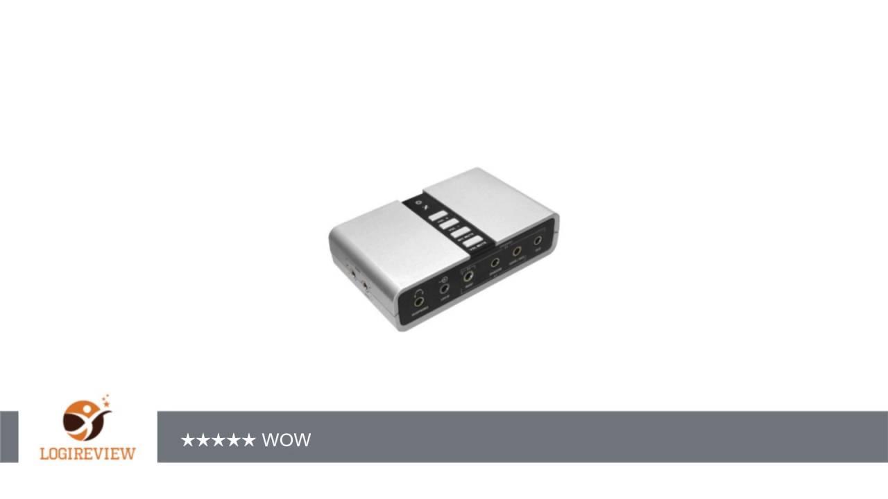 SIIG USB SOUNDWAVE 7.1 DIGITAL WINDOWS 8.1 DRIVER