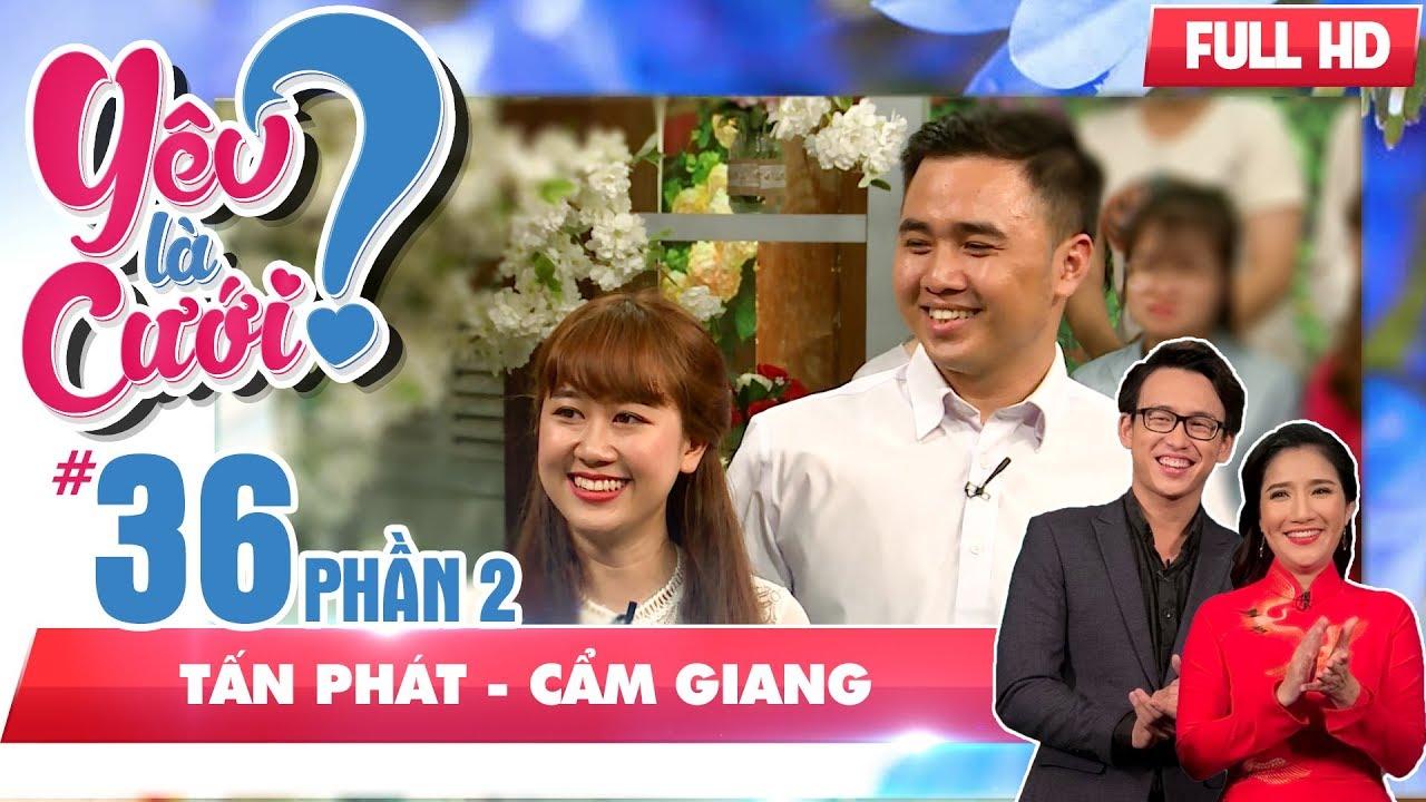 Cầu hôn bạn gái bằng vòng kim cô và thẻ ATM | Tấn Phát - Cẩm Giang | YLC #36
