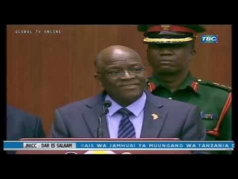 JPM Amewataja Hadharani Matajiri Wanaoibia serikali