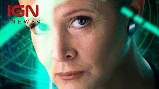 Leia No Longer a Princess in The Force Awakens - IGN News