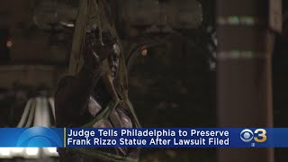 Judge Tells Philadelphia To Preserve Frank Rizzo Statue After Lawsuit