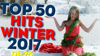 TOP 50 HITS : WINTER 2017 | 01-25