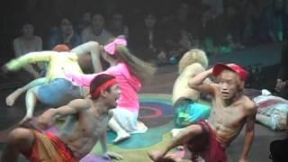 犬と串 case.6「ZOMBIE」の映像です。 期間 : 2010 12/2~12/12 会場 : ...