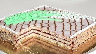 Песочный ТОРТ ЛАНДЫШ из коллекции советских рецептов Cake Lily of the Valley