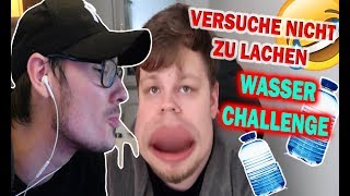 YOUTUBE KACKE - Tanzverbot probiert Kot-Pizza 😂 TRY NOT TO LAUGH 🔥WASSER CHALLENGE 💧 -CATA-