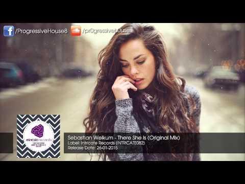 Sebastian Weikum - There She Is (Original Mix)