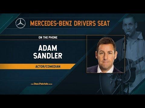 Adam Sandler Talks Hosting Saturday Night Live & More w/Dan Patrick | Full Interview | 4/19/19
