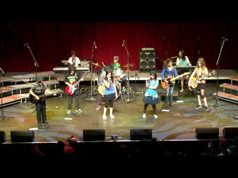 "Clearspring School of Rock - ""I'm Shipping Up to Boston"" - Live at the Fillmore"