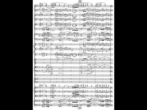 """Isle of the Dead"" by Sergei Rachmaninov (Audio + Full Score)"