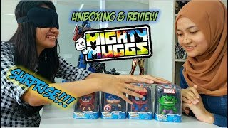 Unboxing & Review - Hasbro Mighty Muggs Avengers Series NOT Funko