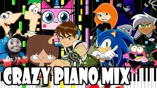 Crazy Piano Mix! ~BEST OF 2018!!!!!!~